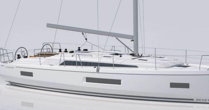 Rental yacht Lefkada (Island) - Bénéteau Oceanis 40.1 on SamBoat