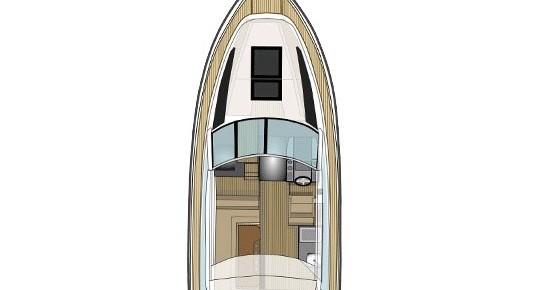 Boat rental Bella Flipper 900 ST JOYSTICK in Pirovac on Samboat