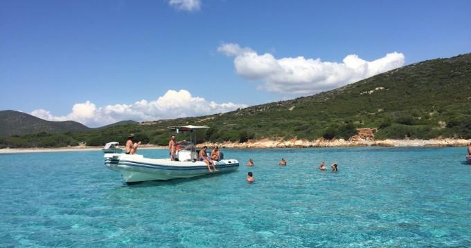 Rental yacht Cagliari - Novamarine Rh1000 on SamBoat