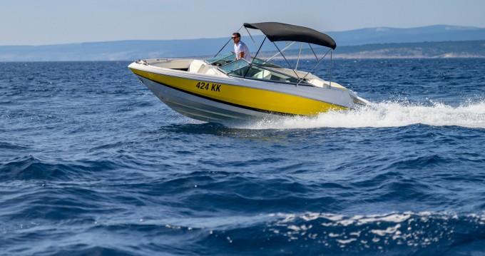 Rental Motorboat in Kornić - Régal Regal 2200