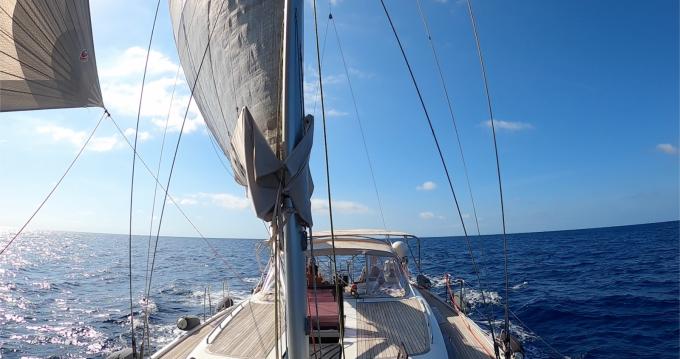 Rental yacht Le Grau-du-Roi - Hanse Hanse 545 on SamBoat