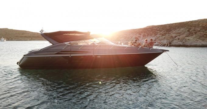 Rental Motorboat in Mykonos (Island) - Cranchi Endurance 41