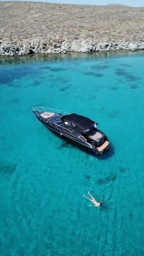 Rental yacht Mykonos (Island) - Cranchi Endurance 41 on SamBoat