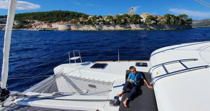 Rental Catamaran in Skradin - Lagoon Lagoon 40