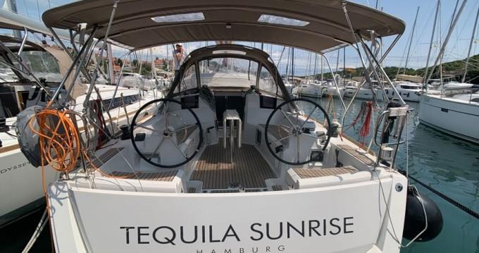 Boat rental Skradin cheap Sun Odyssey 389 JP