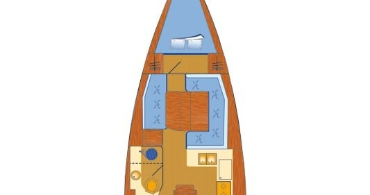 Sailboat for rent Skradin at the best price