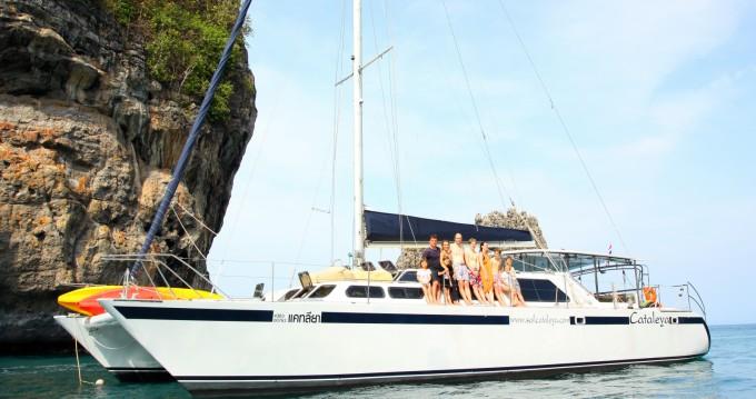 Rental yacht Mueang Phuket - Kelsall 58 on SamBoat