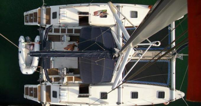 Boat rental Taranto cheap Lady Hawke 37