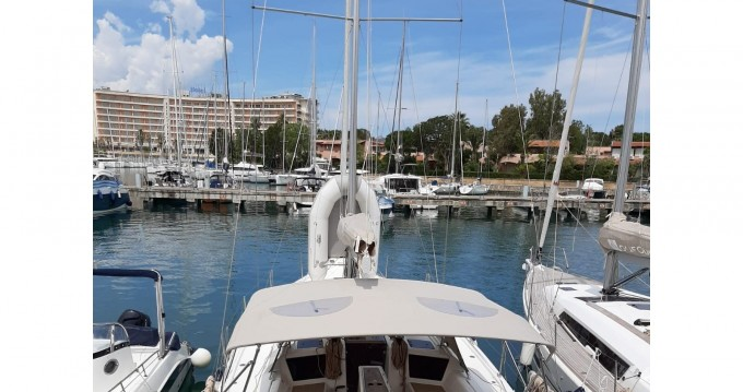 Rental yacht Marina di Portorosa - Dufour Dufour 390 Grand Large on SamBoat
