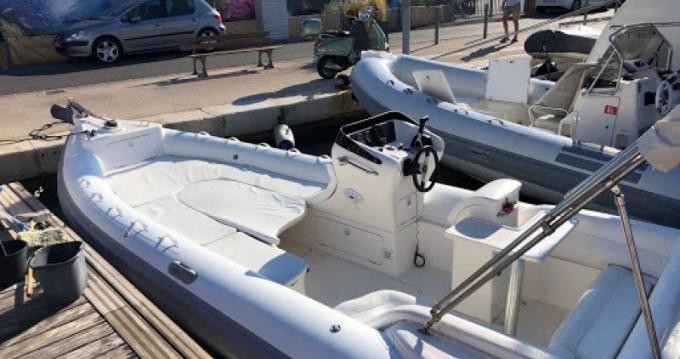 Rental yacht Saint-Florent - Arimar X-Cellence 730 on SamBoat