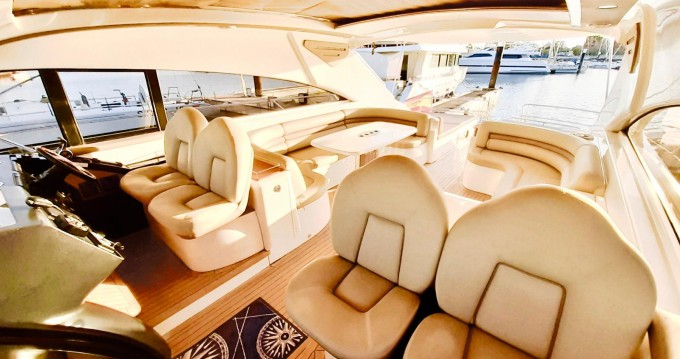Hire Yacht with or without skipper Princess Palma de Mallorca