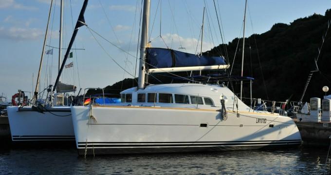 Rental Catamaran in Portisco - Lagoon Lagoon 410 S2