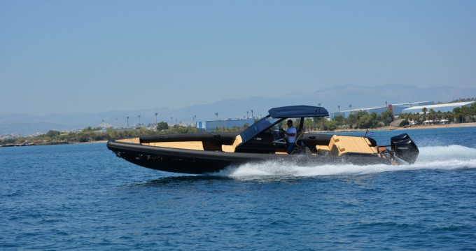 Rental yacht Athens - Technohull GT 38 on SamBoat