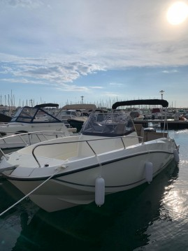 Quicksilver Quicksilver 675 Activ Open between personal and professional Marseille