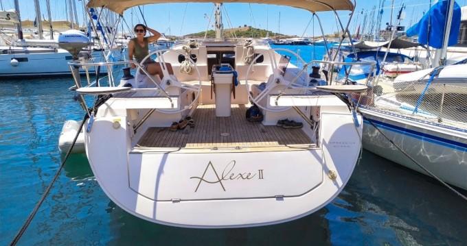 Rental yacht Lávrio - Elan Impression 45 on SamBoat