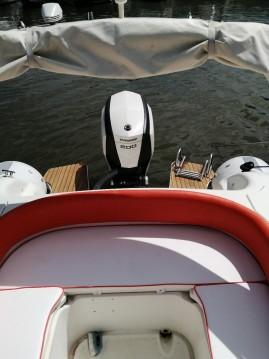 Boat rental Bat  996 Open EFB in Porto Badino on Samboat