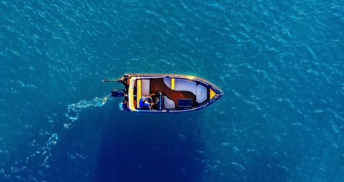 Boat rental Nireus ex:black in Santorini on Samboat