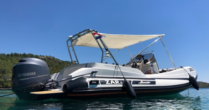 Rental Motorboat in Sukošan -  Zar 57