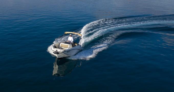 Motorboat for rent Sukošan at the best price
