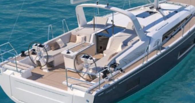 Rental Sailboat in Volos - Bénéteau Oceanis 46.1