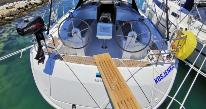 Rental yacht Sukošan - Bavaria Cruiser 34 on SamBoat