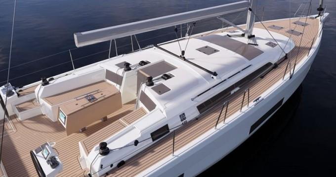 Rental yacht Šibenik - Dufour Dufour 470 - 5 cab. on SamBoat