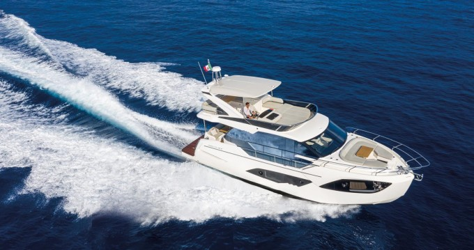 Boat rental Absolute Absolute 47 Fly in Rogoznica on Samboat