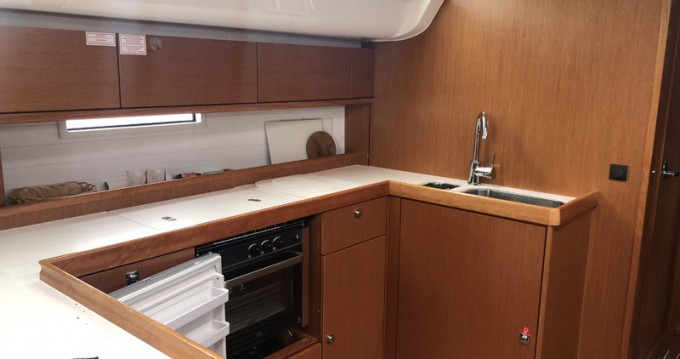 Boat rental Sukošan cheap Cruiser 51