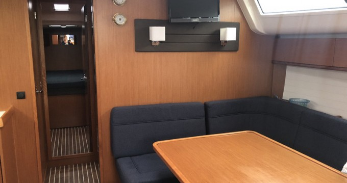 Bavaria Cruiser 51 between personal and professional Sukošan