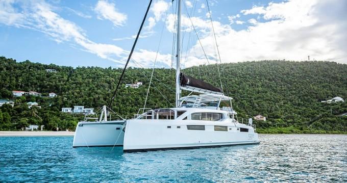 Rental Catamaran Voyage with a permit