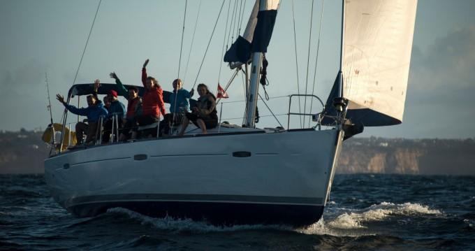 Rental yacht Ibiza Island - Bénéteau Oceanis 43 on SamBoat
