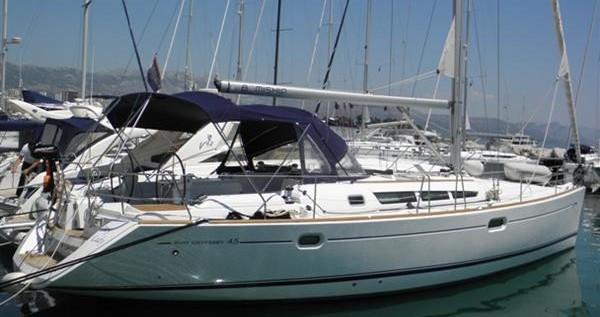 Rental yacht Rijeka - Jeanneau Sun Odyssey 45 on SamBoat