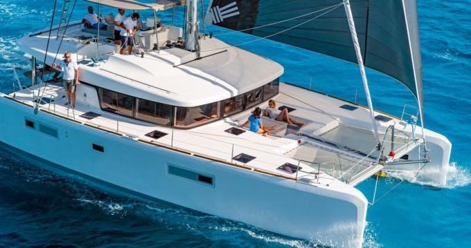 Rental Catamaran in Lefkada (Island) - Lagoon Lagoon 52 F