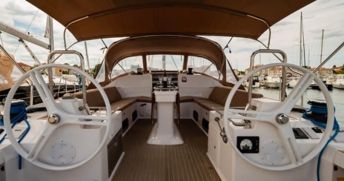 Boat rental Biograd na Moru cheap Impression 50