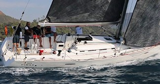 Bénéteau First 40 between personal and professional Marmaris