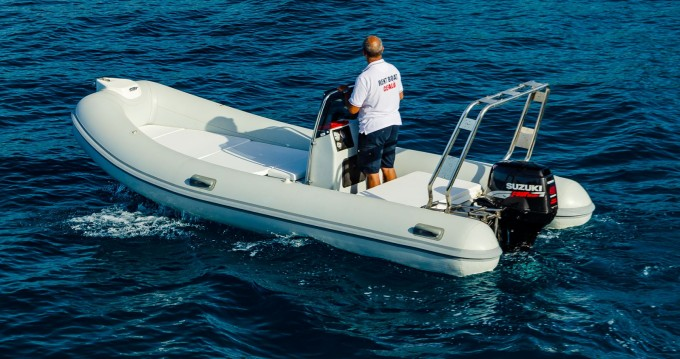 Hire RIB with or without skipper Selva Cefalù