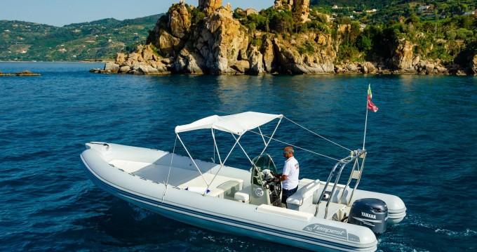 Rental yacht Cefalù - Capelli Tempest 750 on SamBoat