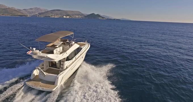 Boat rental Dubrovnik cheap Prestige 400 Fly
