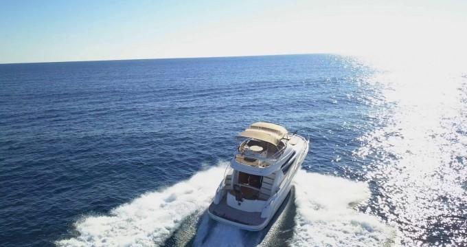 Rental yacht Dubrovnik - Jeanneau Prestige 42 Fly on SamBoat