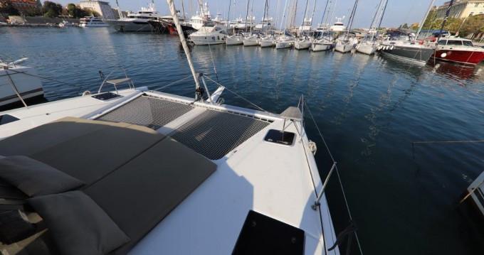 Boat rental Zadar cheap Lucia 40