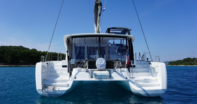 Rental yacht Zadar - Lagoon Lagoon 40 on SamBoat
