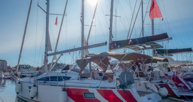 Boat rental Biograd na Moru cheap Impression 40
