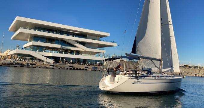 Boat rental Valencia cheap Bavaria 38