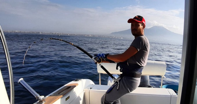 Rental yacht Naples - Sessa Marine Dorado 22 on SamBoat
