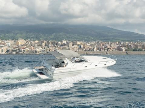 Boat rental Amalfi cheap Fiart 35