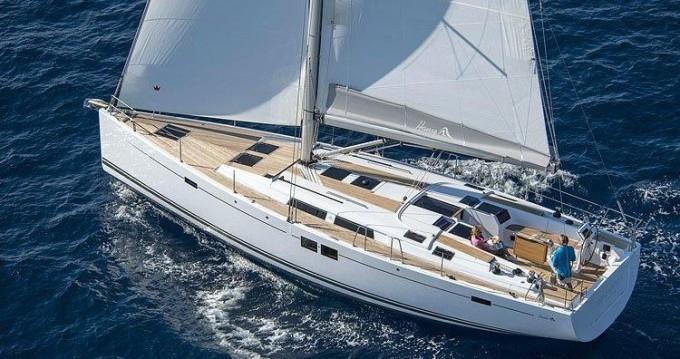 Boat rental Follonica cheap Hanse 505