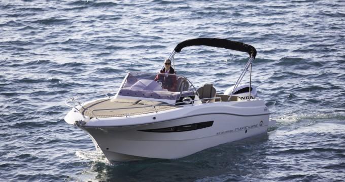 Boat rental Atlantic 690 sun cruiser in Dubrovnik on Samboat