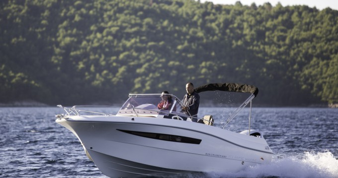 Hire Motorboat with or without skipper Atlantic Dubrovnik