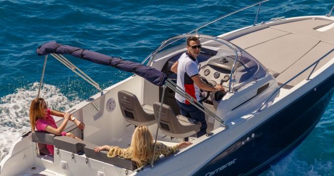 Boat rental Dubrovnik cheap Cap Camarat 6.5 WA