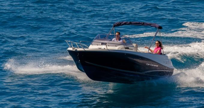 Rental Motorboat in Dubrovnik - Jeanneau Cap Camarat 6.5 WA